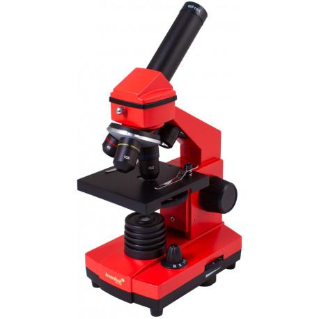 Микроскоп Levenhuk Rainbow 2L PLUS OrangeАпельсин